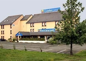 Comfort Hotel Angers Beaucouzé