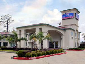 Howard Johnson Express Inn Beaumont TX