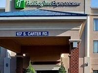 Holiday Inn Express Hotel and Suites Richmond No