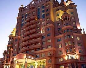 Al Murooj Rotana - Dubai
