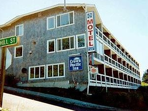 Crown Pacifiq Motel