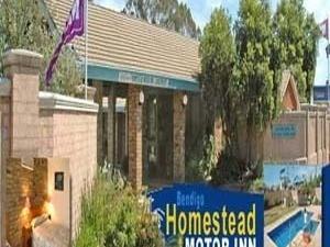 Bendigo Homestead Motor Inn & Apartments