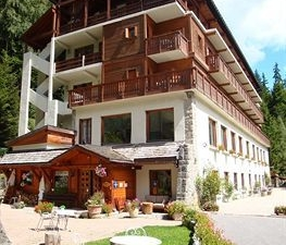 Chalet Hotel Les Campanules
