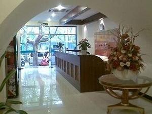 GreenTree Inn Nanjing Shanxi Road Cloth Market Hotel