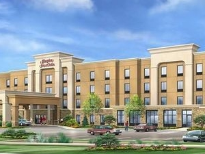 Hampton Inn & Suites St.Louis South at I-55