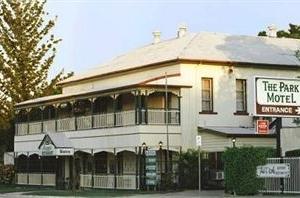 Park Motel And Restaurant