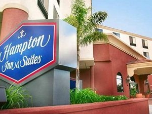 Hampton Inn Suites Los Angeles Burbank Airport