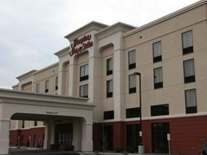 Hampton Inn and Suites Syracuse Erie Boulevard