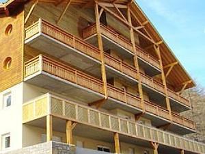 Residence Les Terrasses De Labrau