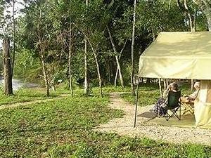 Ishasha Wilderness Lodge
