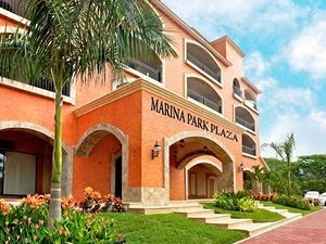 Marina Park Plaza Huatulco Condohotel