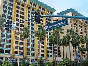 Disney's Paradise Pier Hotel - On Disneyland Resort Property