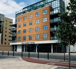 Clarion Hotel Dublin City (IFSC)