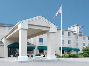 Sleep Inn & Suites Lakeside