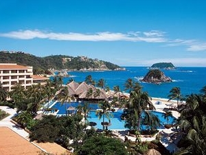 Barcelo Huatulco Beach Resort All Inclusive