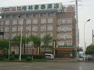 GreenTree Inn Taizhou East Meilan Road Hotel