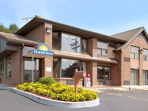 Days Inn-New Haven