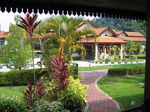 Teluk Dalam Resort