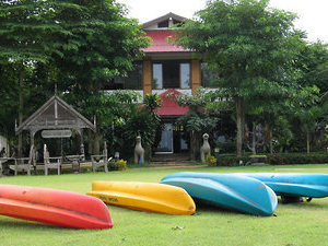 Uthai River Lake Resort