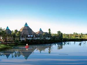 Gassan Lake City Golf Club and Resort