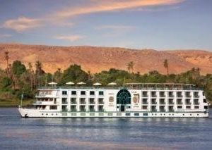 M/S Sonesta Moon Goddess Nile Cruise