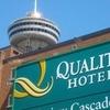Quality Hotel Fallsview Cascade