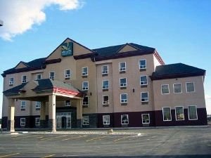 Quality Inn And Suites Lethbridge