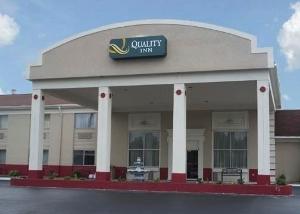 Quality Inn Scottsburg