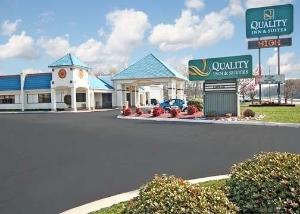 Quality Inn & Suites Greensboro