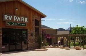 Quality Inn At Zion Park