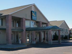 Quality Inn & Suites Salt Lake City