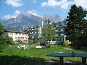 Sandi Swiss Q Garten Hotel