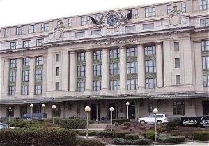 Radisson Lackawanna Station Hotel Scranton