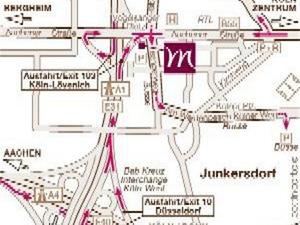 Mercure Hotel Koeln Junkersdorf am Stadion