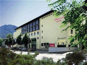 Hotel Mercure Salzburg Kapuzinerberg