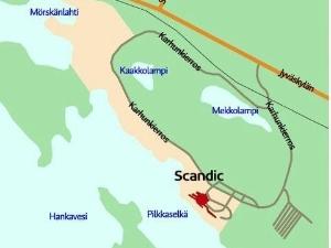 Scandic Mesikammen Ahtari