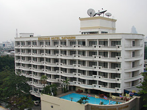 Bel Air Panwa Resort