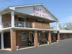 Red Carpet Inn Suites Palmyra