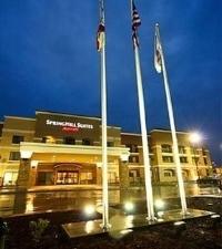 Springhill Suites Marriott Madera