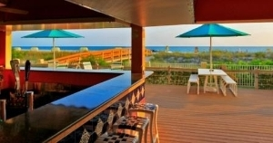 Sunset Vistas Beachfront Suite