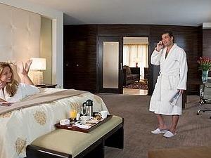 Le Merigot at Casino Aztar Hotel Evansville , Evan