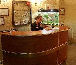 Hotel Na Sapernom