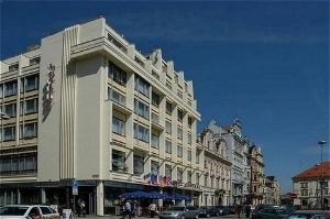 Central Hotel Pilsen