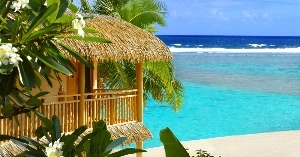 Sanctuary Rarotonga-on the beach