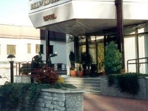 Belwederski Hotel Warzaw