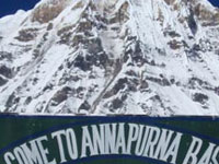 Nepal: Annapurna Base Camp Trek