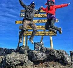 Kilimanjaro - Marangu Route Fotos