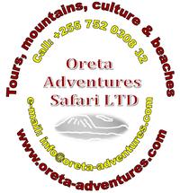 Oreta-adventures