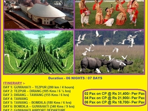 Assam & Arunachal Pradesh Tour Fotos