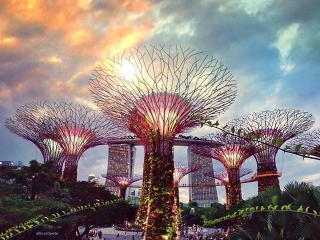3 Attractions in Singapore Photos